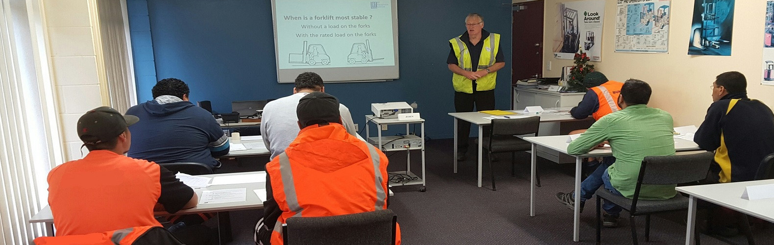 Forklift Training Certification In Calgary